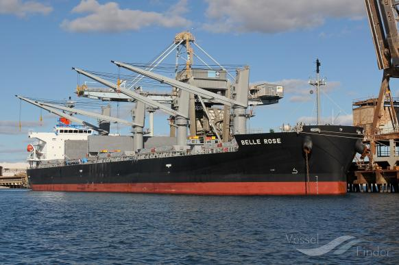 BELLE ROSE - IMO 9410600