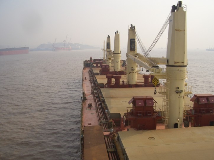 Oshima to Build Four More Bulkers for Fednav