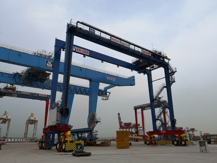 Belfast Harbour invests £40m to upgrade container terminal