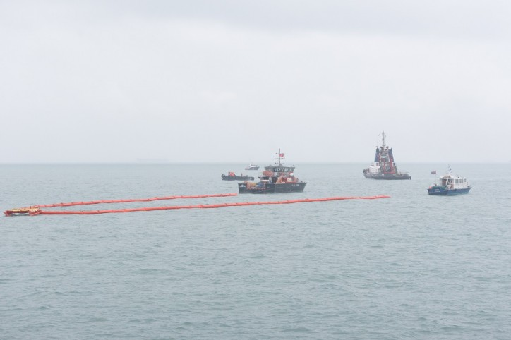 MPA to Test New Procedure for Oil Spill Clean Ups in Multi-Agency
