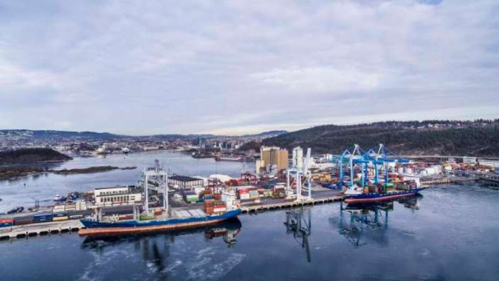 Kalmar awarded a Kalmar Optimal Care service contract at the Yilport Oslo Terminal