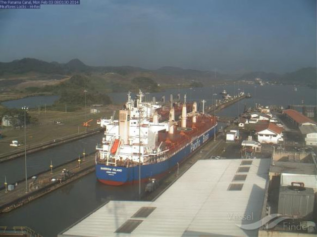Bulk carriers Move Almost Half of Panama Canal's Q1 Cargo
