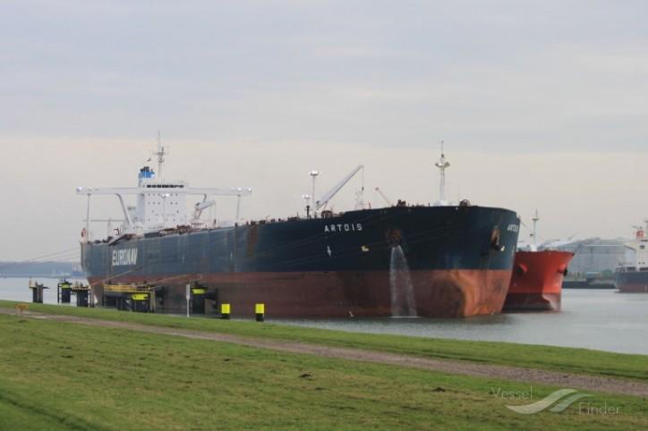 EURONAV sells VLCC Artois