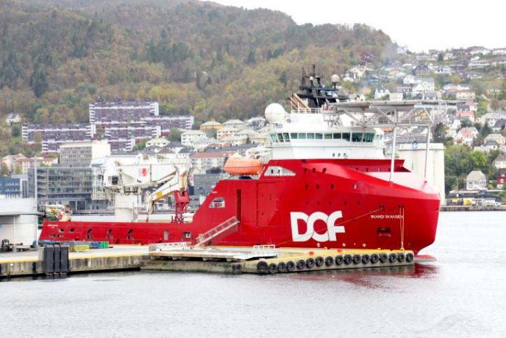 DOF Announces Contract award for Skandi Skansen