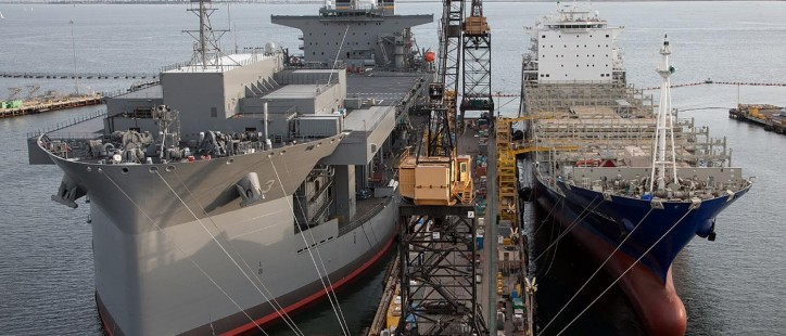 General Dynamics NASSCO Delivers Three Lead Ships in 2015