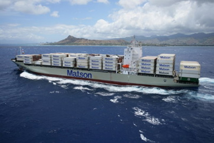 Matson Announces New Service to Okinawa