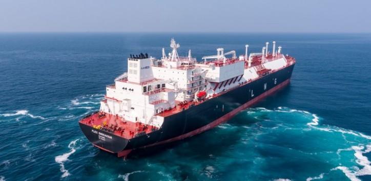 FLEX LNG Ltd. to buy five 5th generation LNG newbuildings