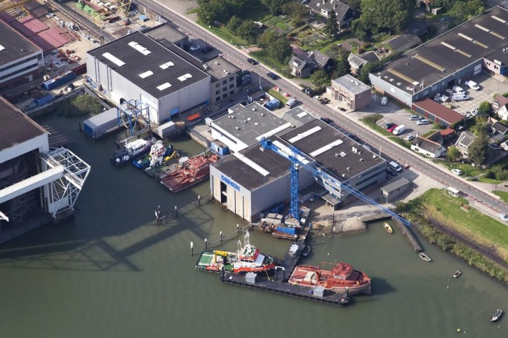 Damen Shipyards Hardinxveld