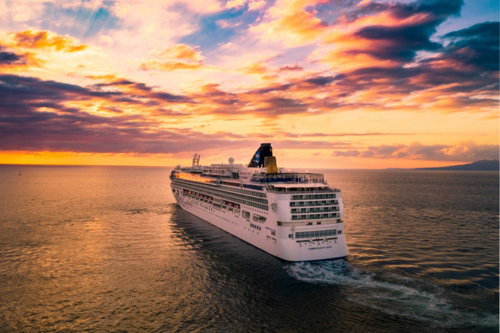 The world's most luxurious cruise ships ever built