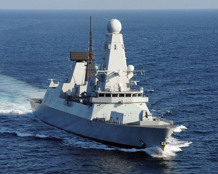 UK warship to join campaign against Daesh