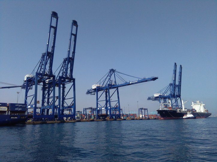 HMM Preferred Bidder for Algeciras Terminal in Spain