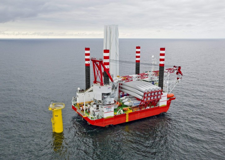 Seajacks to install Siemens Gamesa turbines in Taiwan
