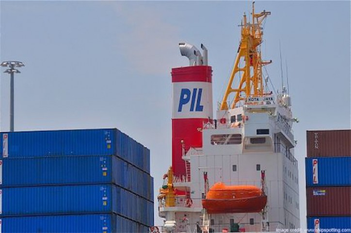 PIL signed MOUs with China Merchant Port China Machinery Engineering Corporation