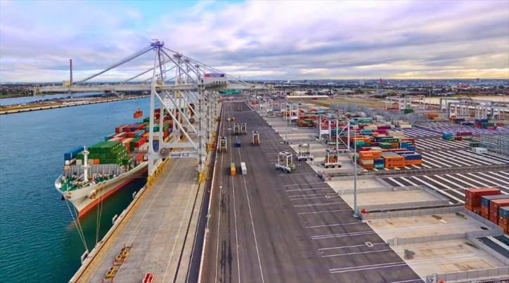 Kalmar Maintenance and Support Services to Ensure Productivity and Availability of Automated Solution at VICT, Melbourne