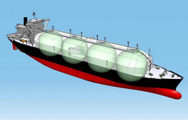 NYK to Participate in Joint Ownership of New LNG Carrier for Cameron LNG Project