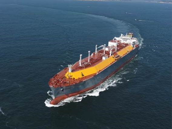 TMS CARDIFF GAS announces one more long-term charter with Total Gas & Power Limited, London, Meyrin – Geneva Branch