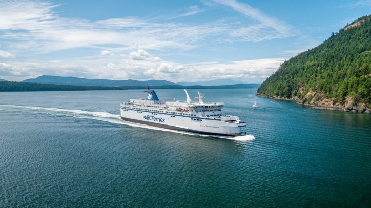 BC Ferries encourages B.C. and Canadian Shipyards to respond to requests for expressions of interest to build five vessels
