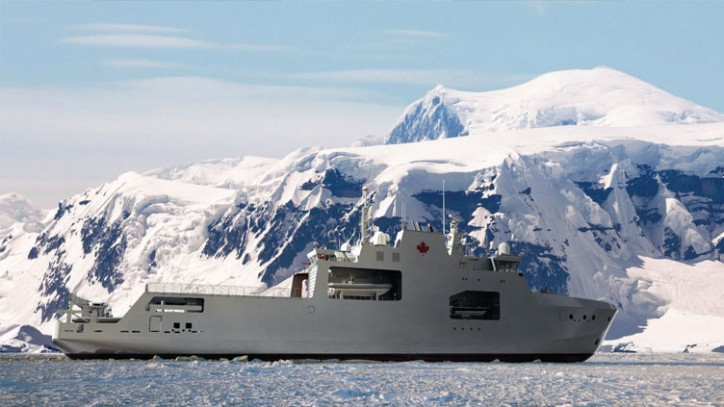 ABS wins Royal Canadian Navy service contract