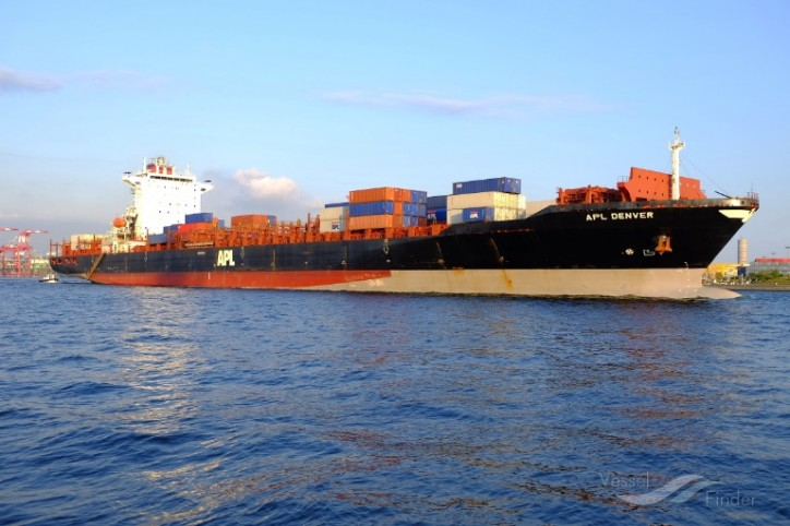 Navios Maritime Containers Inc. takes delivery of the first of four containerships with period charters