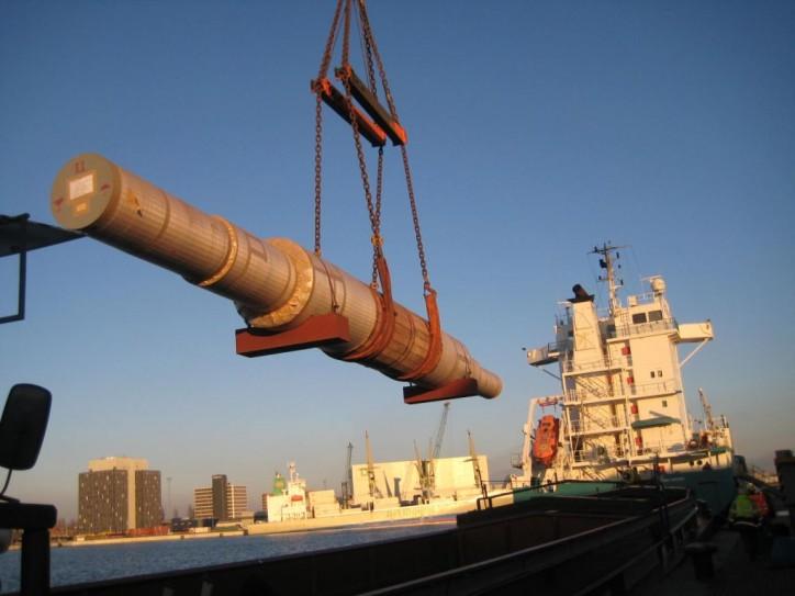 Russian steel export via Antwerp rose by 19 Percent – Belgian Port is a value creator for Russian steel industry