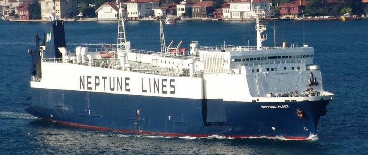 Neptune Lines launches new GCC auto transport service