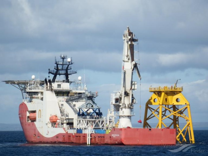 Siem Offshore announces contract for Siem Barracuda