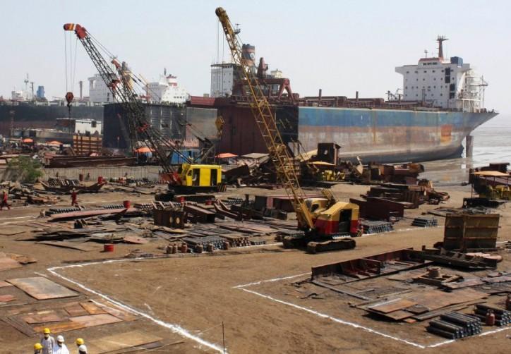 BIMCO: Record Containership Demolition Exceeds 500,000 TEU