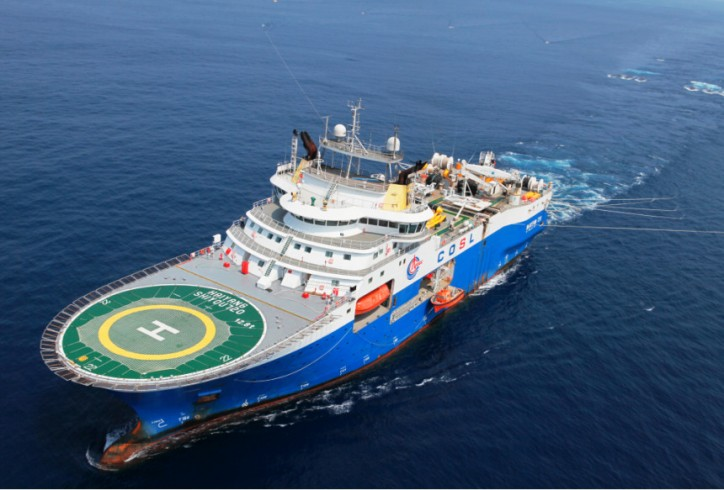 COSL Successfully Completed China's First Geophysical Exploration Operation in North Pole Waters (Video)