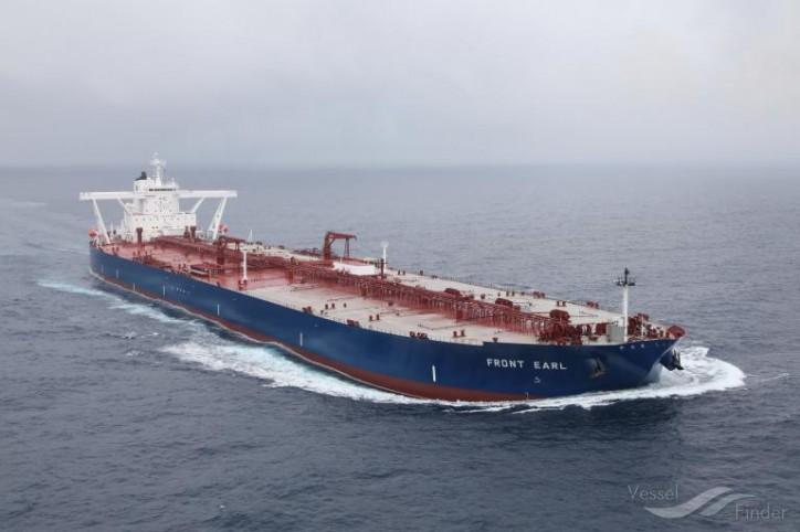 FRONTLINE: Increase in Ownership Interest in Feen Marine Scrubbers