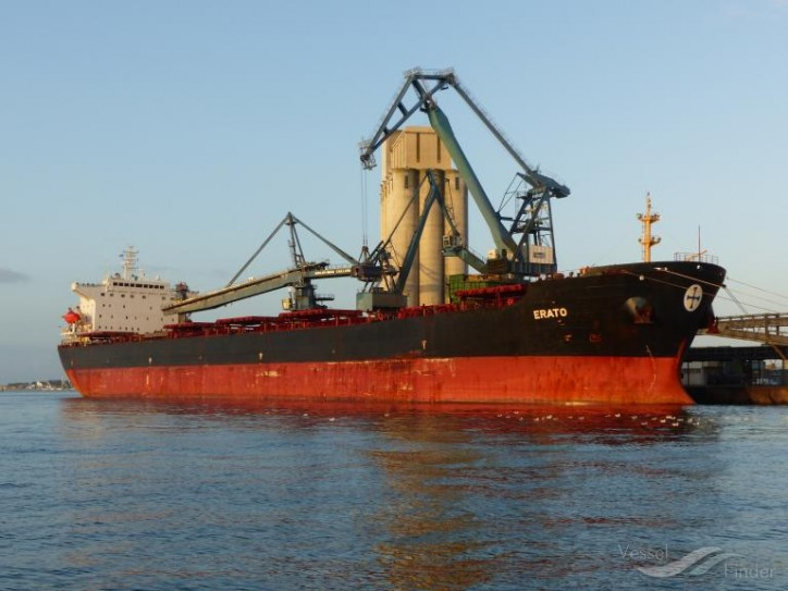 Diana Shipping announces sale of Panamax dry bulk carrier Erato