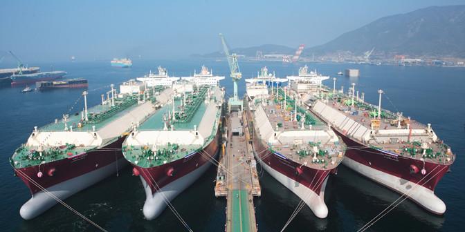 Qatar's Nakilat Q4 profit rises 12.1 pct