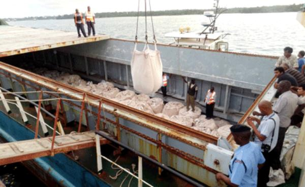 Suspicious merchant ship seized by Kenyan authorities