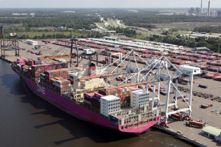 JAXPORT achieves highest July container volumes on record