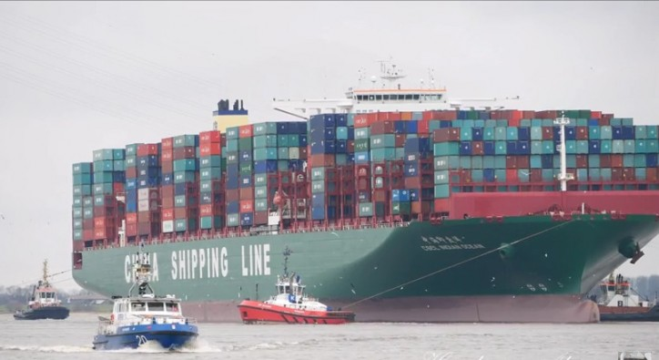 UPDATE: Salvage fleet for CSCL Indian Ocean refloating completed