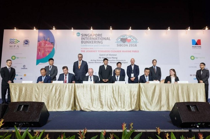 Network of Ports and Maritime Administrations Formed to Develop World's First Harmonised LNG Bunkering Standards