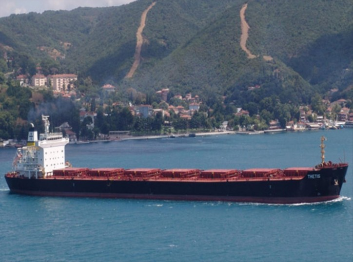 Diana Shipping Inc. Announces Time Charter Contract for m/v Thetis with Hudson