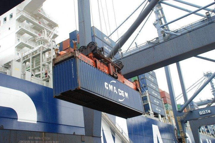 CMA CGM calls the port of Tripoli (Lebanon) to pursue the economic development of northern Lebanon