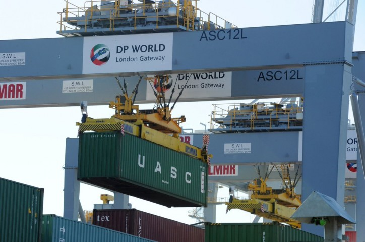 DP World reveals UK weighing solution for new landmark legislation