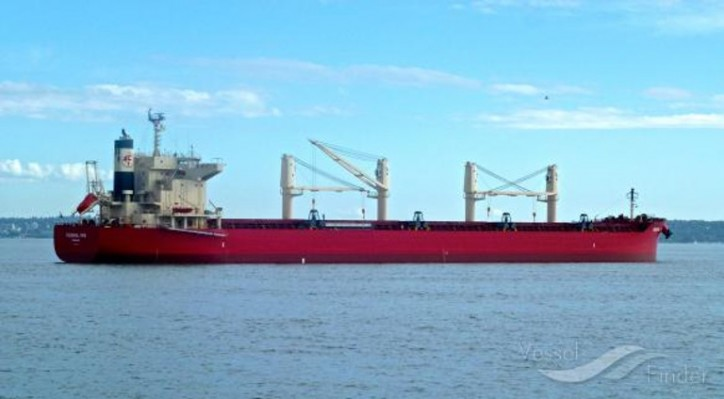 Fednav ship troubled after onboard explosion some 120 miles west of the Columbia River entrance