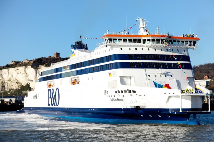 DP World acquires leading European transportation and logistics provider P&O Ferries