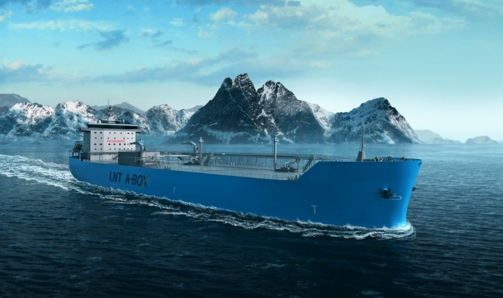 Successful sea trial for SAGA DAWN