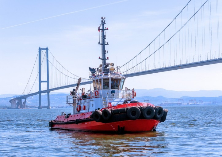 MED MARINE Delivers A 24m ASD Tug From Turkey To Estonia