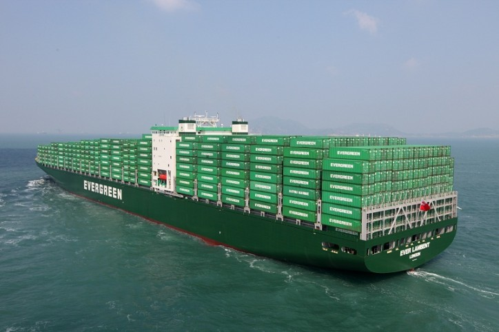 Evergreen Places Order For 10 Additional Ships