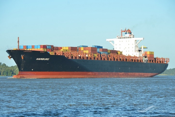 Diana Containerships signs time charter contract for mv Hamburg with Wan Hai Lines
