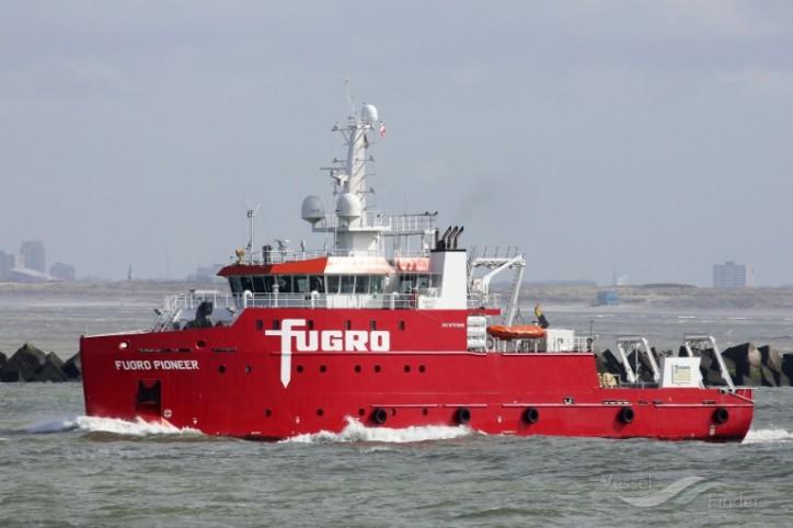 Fugro Begins Marine Site Investigation At Iberdrola's Baltic Eagle Offshore Wind Farm