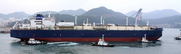 Yamal LNG Realized LNG Commissioning in Record Time