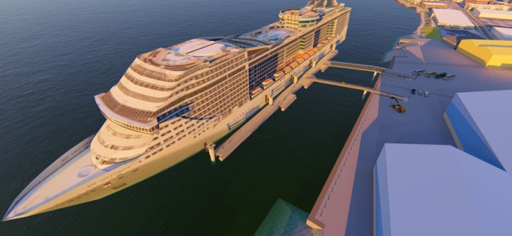 Peel Ports: City Deal funding for new Greenock Ocean Terminal development approved