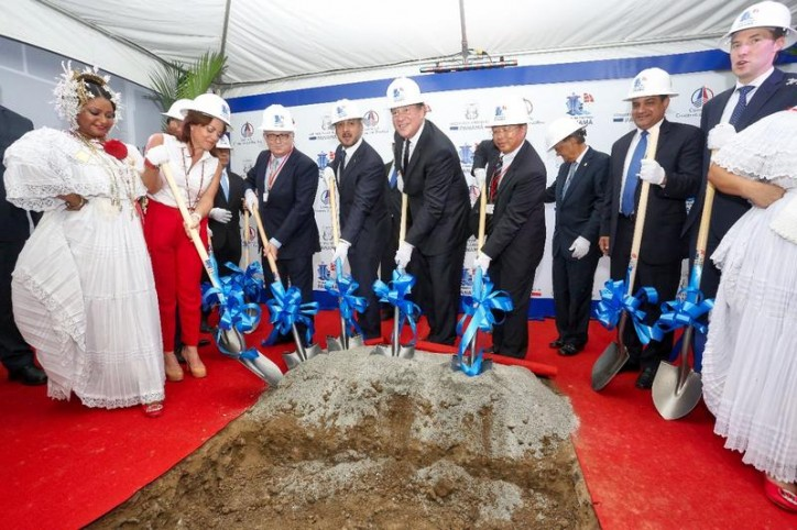 Construction of Amador Cruise Port at the Pacific Side of Panama takes off