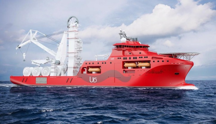 Ultra Deep Solutions Kicks Off New Vessel Construction