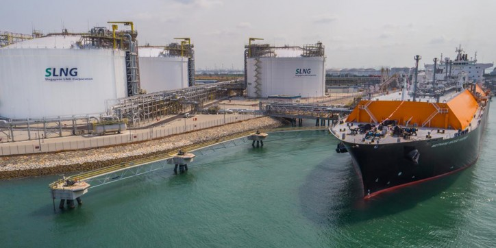 MPA Announces Launch of Singapore's First Standard for Liquefied Natural Gas Bunkering